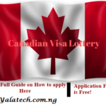 Canadian Visa Lottery Eligible Countries