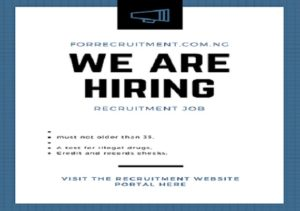 NDIC Recruitment