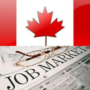 Canadian job