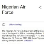 Nigerian Airforce Aptitude Test