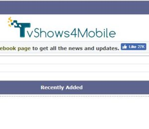 Tvshow4mobile