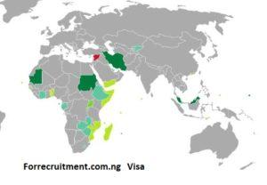 Iran Visa Lottery