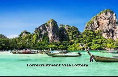 Netherlands Visa Lottery 2020