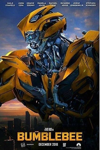 Bumblebee Latest Movie