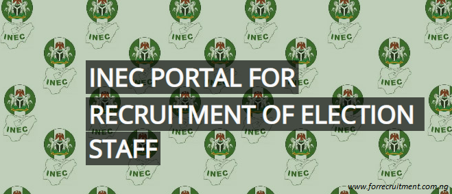 INEC Shortlisted Candidates 2019/2020