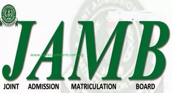 JAMB 2020/2021 Registration