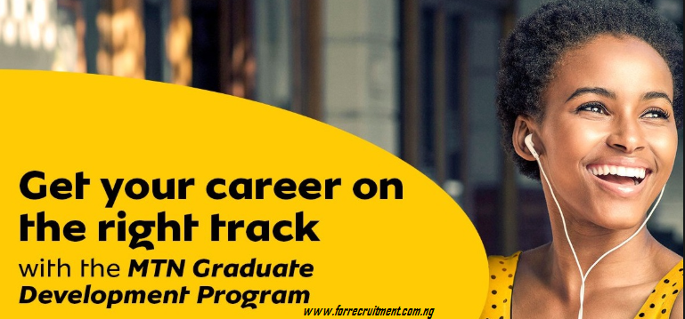 How to apply for MTN Nigeria Global Graduate Development Programme 2020