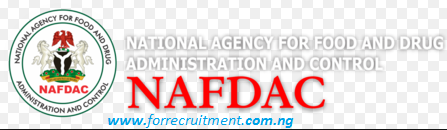 NAFDAC Recruitment 2019/2020