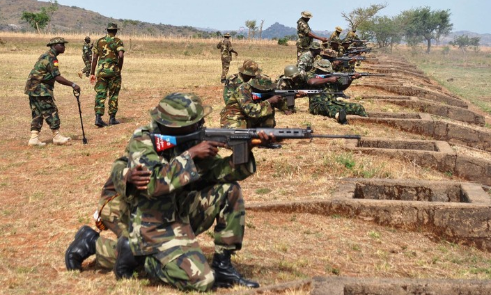 How to Join The Nigerian Army