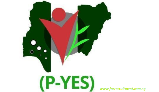 P-yes Recruitment 2020 Registration