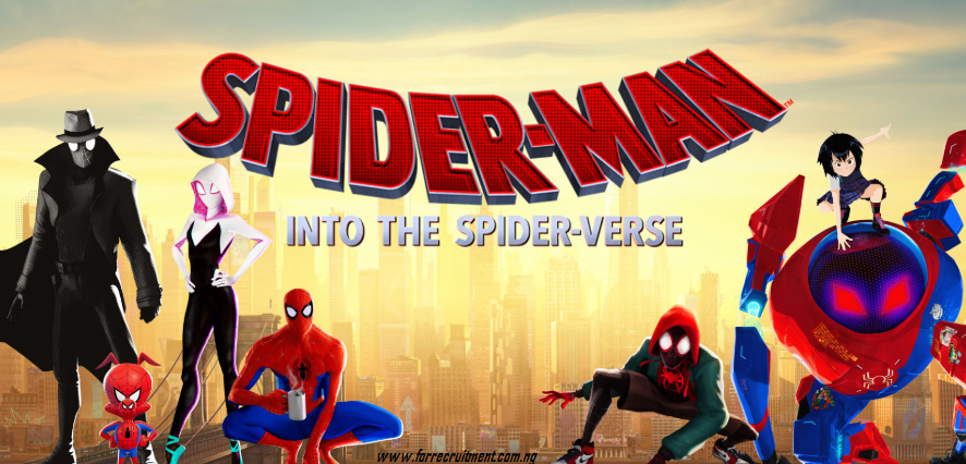 Spider-Man Into the Spider-Verse download