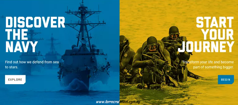 United States Navy (seals) Online Recruitment for Africans 2020