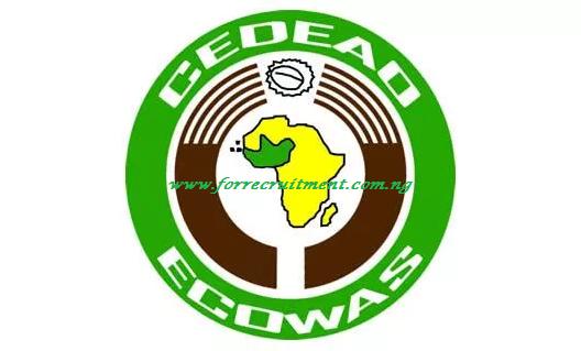 ECOWAS Recruitment 2020