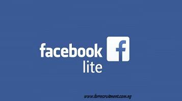 Download Facebook Lite App