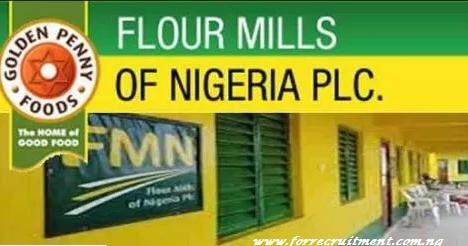 Flour Mills Nigeria Recruitment 2019