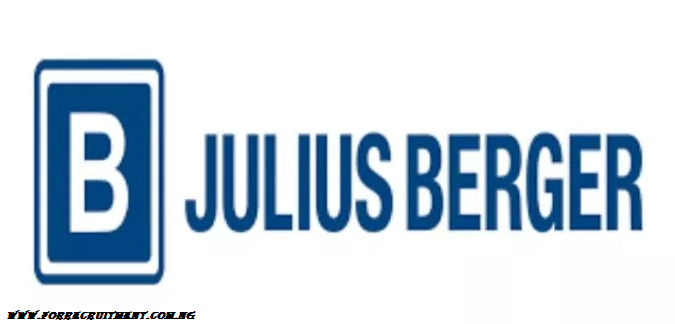 Julius Berger Recruitment 2019