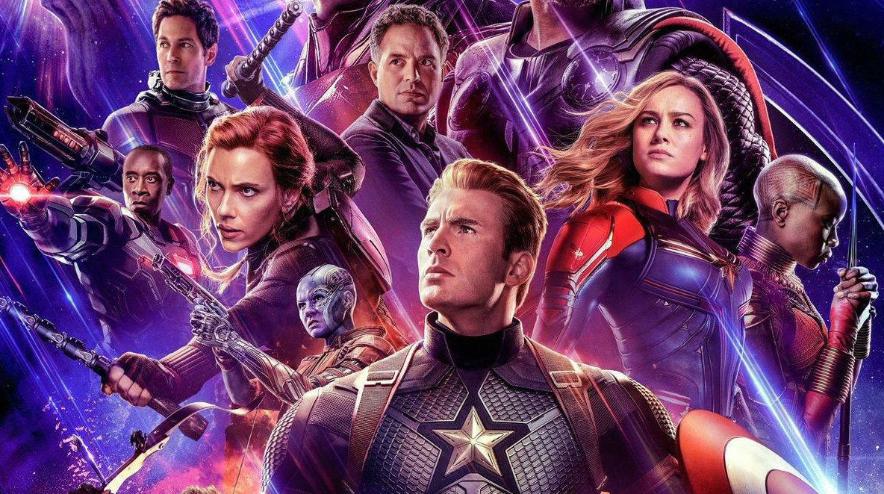 Avengers: Endgame 2019 movie
