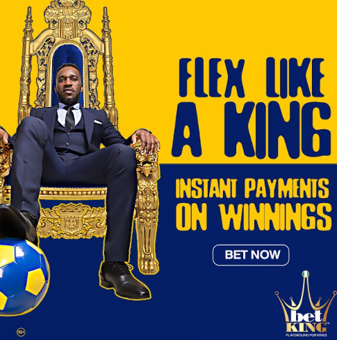 BetKing Mobile App