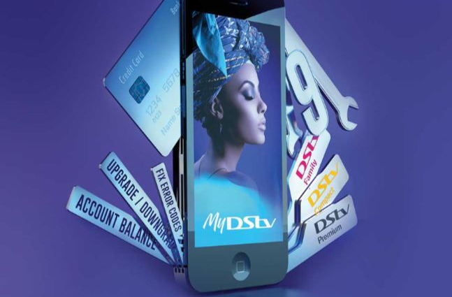 Download MyDSTV Mobile App