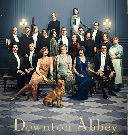 Downton Abbey Latest Movie
