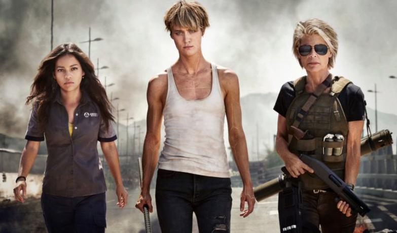 Terminator: Dark Fate (2019) fzmovies