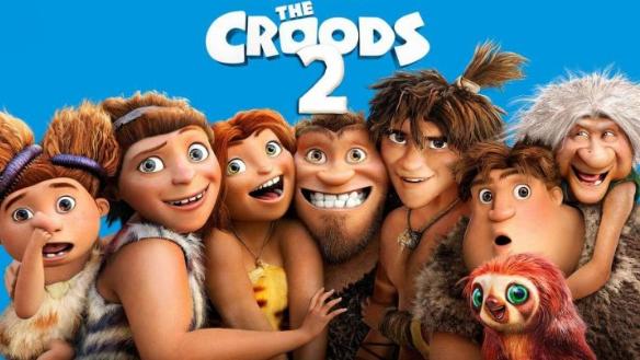 The Croods 2 Full Movie