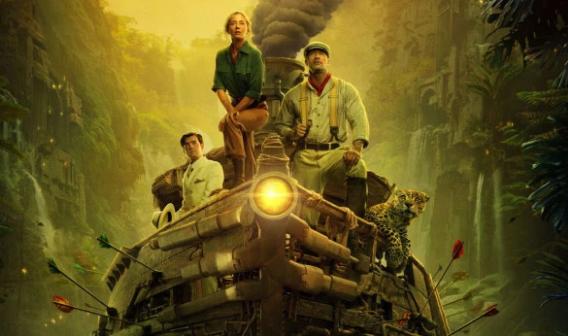 Jungle Cruise Full Movie Download