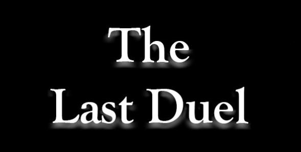 The Last Duel Full Movie