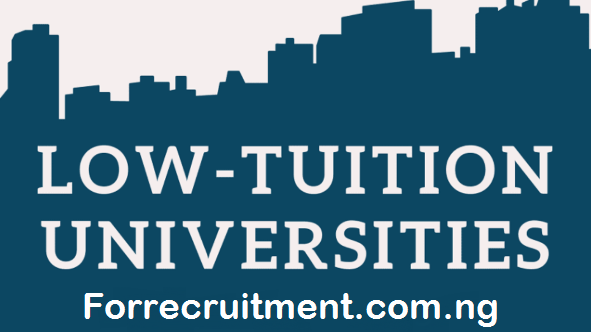 Low Tuition Universities in Turkey
