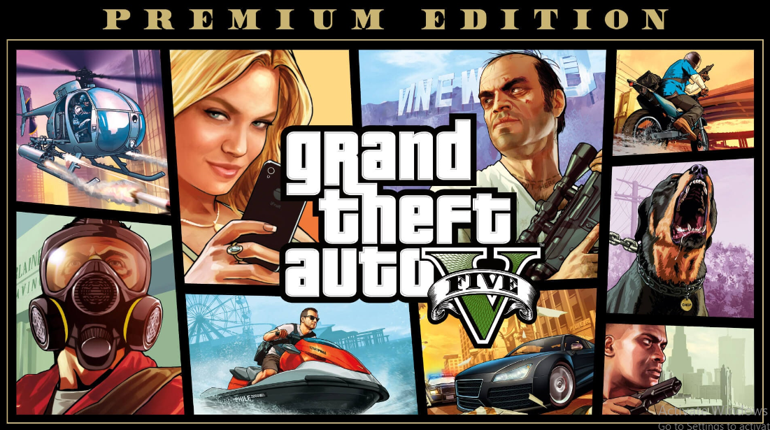 GTA 5 PPSSPP ISO File