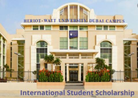Heriot-Watt Undergraduate Overseas Scholarships