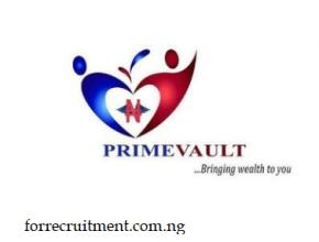 PrimeVault Com Ng Login