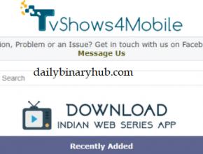 Tvshow4mobile Movies